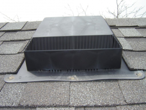 Roof vents come in various styles