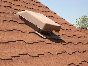 Roof Vent Entry